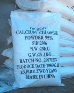 Calcium chloride 95