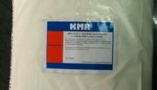 polimer cation KMR