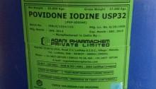 povidone iodine PVI Adani