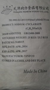 Sodium Cyclamate Food