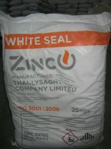 Zinc Oxide ZnO Thai Lan