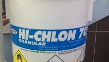 chlorine hilon